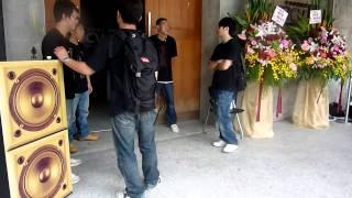 hebe 舞孃 love田馥甄to hebe音樂會排演版 2010 10 10 華山創意園區 中5a館