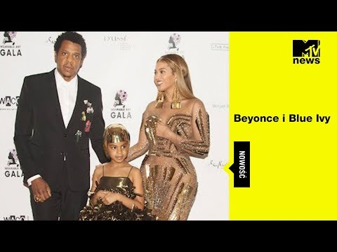 Download Youtube: MTV News I Beyonce w zjawiskowe sukni i Blue Ivy w peruce na Wearable Art Gala