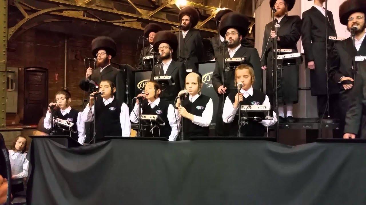 Yisoscher Gutman Yedidim & Yedidim Junior - יששכר גוטמן מקהלת ידידים ופרחי ידידים