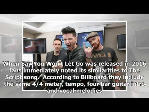 [Akoko News]The Script Suing James Arthur For Copyright Infringement Over His Hit Say You Won't L...