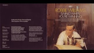 Robbie Williams  - It Was A Very Good Year