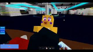 Rockstar Chica's Day Out (In Roblox)