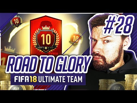 10TH IN THE WORLD SQUAD BATTLES REWARDS! - #FIFA18 Road to Glory! #28 Ultimate Team