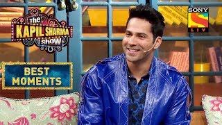 Varun Dhawan's 'Busy' Schedule   The Kapil Sharma Show Season 2   Best Moments