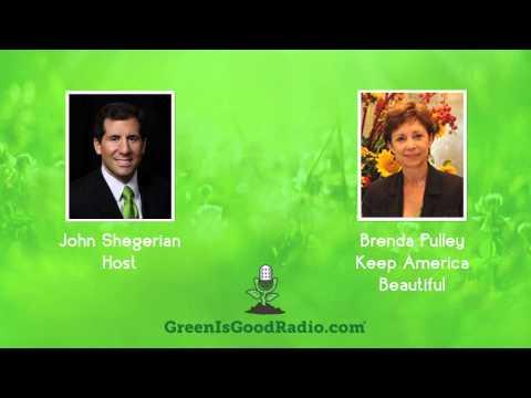 GreenIsGood - Brenda Pulley - Keep America Beautiful