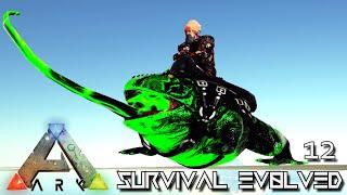ARK: SURVIVAL EVOLVED - NEW FROGGY THE DESTROYER !!! | PARADOS GAIA AMISSA E12
