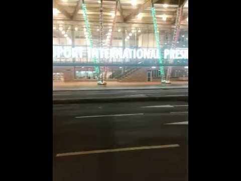 Le 09 juin 2017 a Bamako aéroport de modibo keita senou
