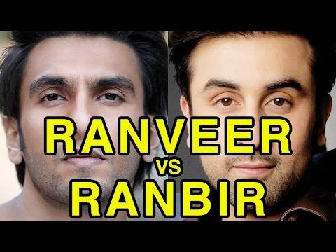 For The Win: Ranveer Singh Vs Ranbir Kapoor