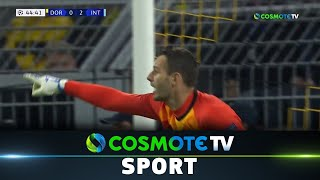 Ντόρτμουντ - Ιντερ (3-2) Highlights - UEFA Champions League 2019/20 - 5/11/2019 | COSMOTE SPORT