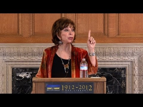 Isabel Allende - Story Hour in the Library