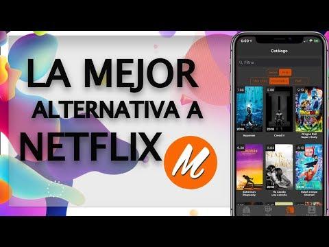 MEGADEDE LA MEJOR ALTERNATIVA A NETFLIX!