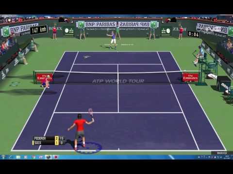 Bnp Paribas Open| Indian Wells 2017| Roger Federer-Jack Sock| Masters 1000| Tennis Elbow
