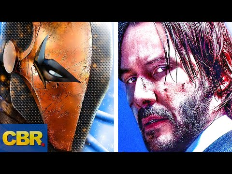 John Wick: 5 Comic Book Assassins That Could Take Him Out