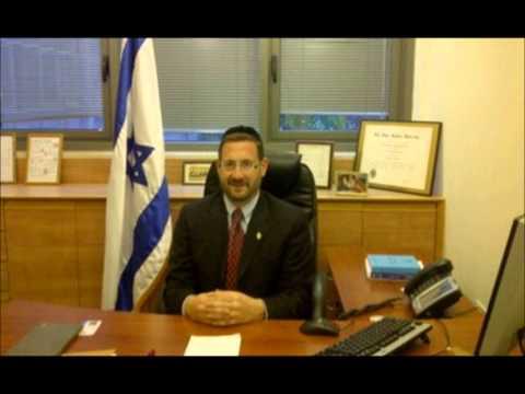Rabbi Dov Lipman Interview