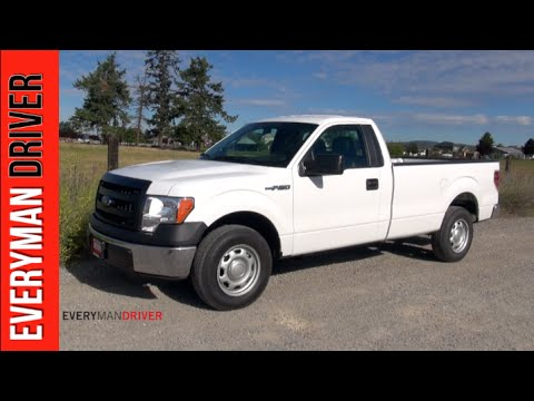 2014 Ford F-150 Review on Everyman Driver