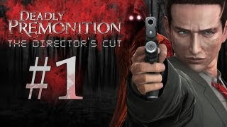 Deadly Premonition Gameplay #1 - Let