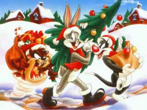 I Tan't Wait Till Quithmuth Day.(Mel Blanc)Bugs Bunny.For children everywhere. Excellent. Enjoy