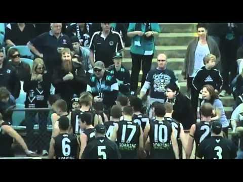 Port Adelaide v The Bye - AFL Round 18 2011