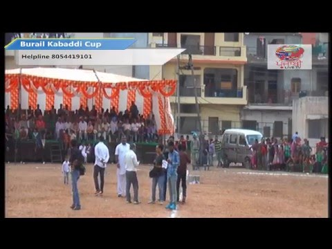 Burail [Chandigarh] kabaddi cup part2(11 Mar 16)  By PunjabiLiveTV.com