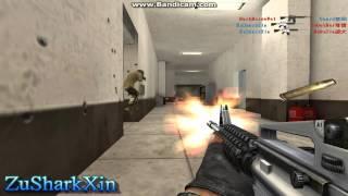 [TSF] ZuShark .    ZuSharkXin 首部個人影片 M4A1.UZI Player