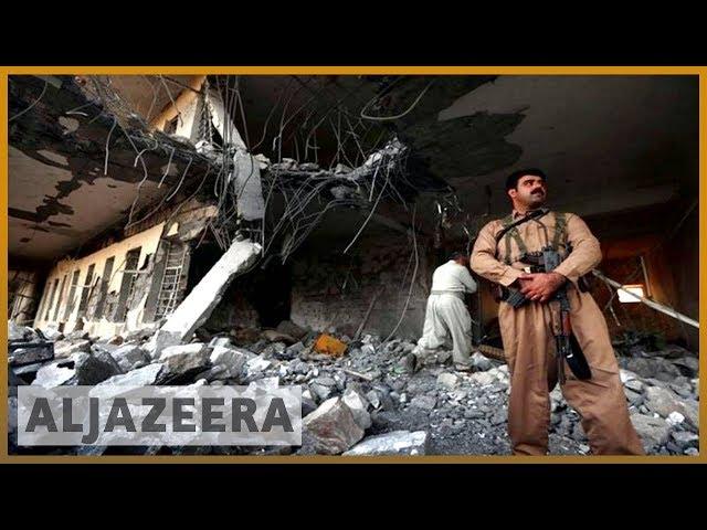 ???????? ???????? Iranian Guards claims missile attack on Kurdish rebels in Iraq | Al Jazeera English