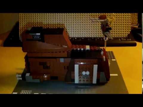 LEGO star wars MTT MOC