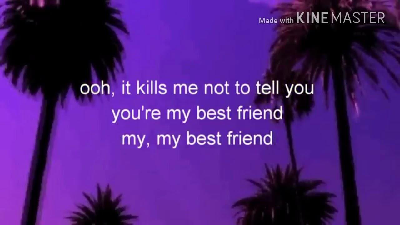 5Sos Best Friend- Lyrics