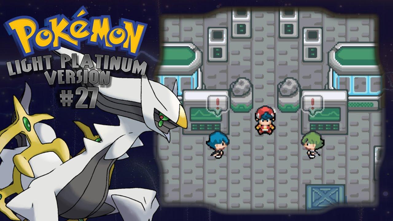 pokemon light platinum walkthrough lauren league