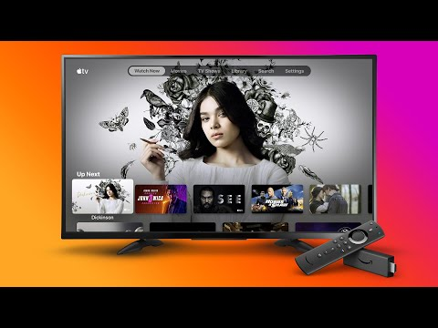 Apple Tv + Launches On Fire Tv
