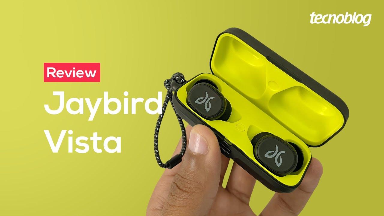 Fone Bluetooth Jaybird Vista - Review Tecnoblog