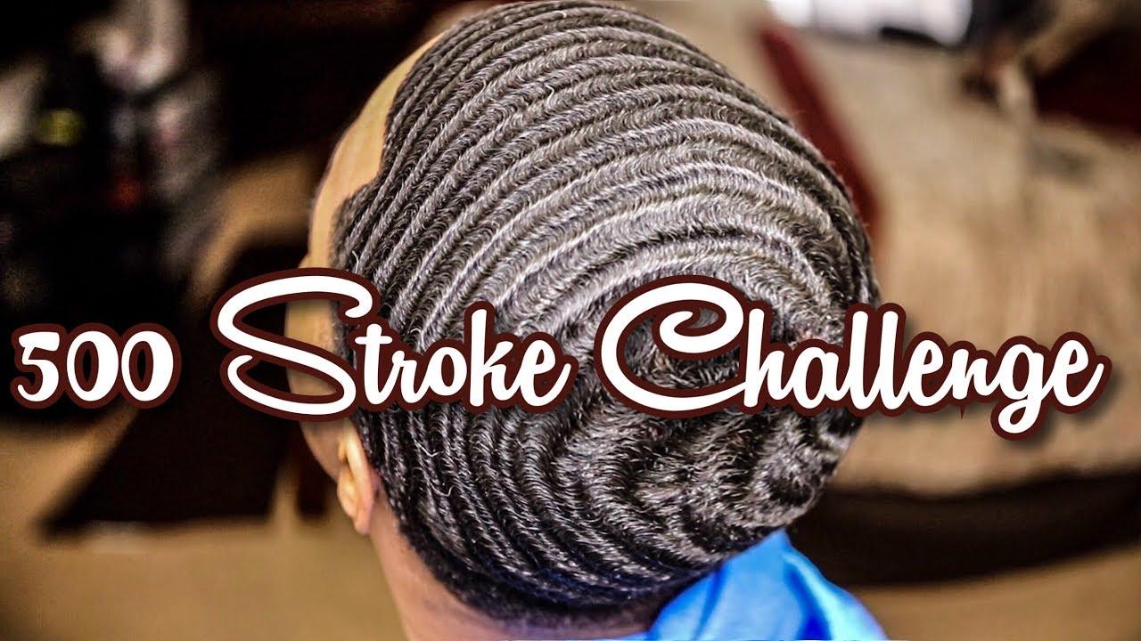 500 stroke challenge