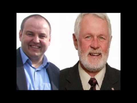Interview with Sinn Fein's  Martin Ferris & Padraig MacLochlainn, February 2009,