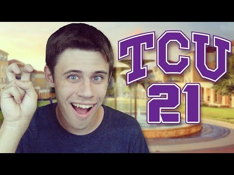 Welcome To Texas Christian University!