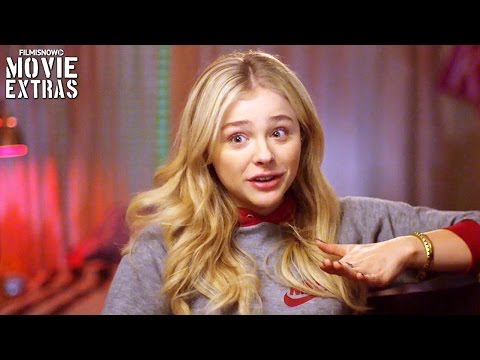 Neighbors 2: Sorority Rising | On-set with Chloë Grace Moretz 'Shelby' [Interview]