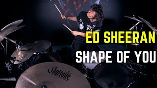 Ed Sheeran - Shape Of You | Matt McGuire Drum Cover