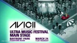 - AVICII -    MIAMI MUSIC WEEK AGENDA 2012