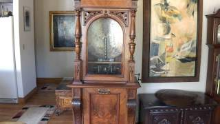 """Polyphon Victorian era old school """"Juke Box"""" Thursday Throwback"""