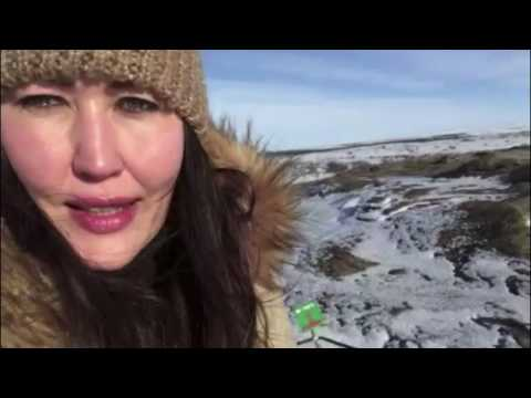 72 hours in Iceland: Record snow fall, Golden Circle tour, Blue Lagoon and Northern Lights