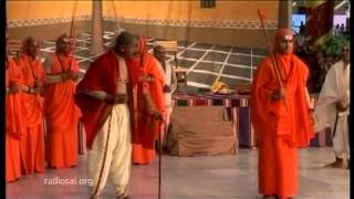 SANKARA DIGVIJAYAM - Drama by Prasanthi Nilayam Campus - 14 Jan 2013