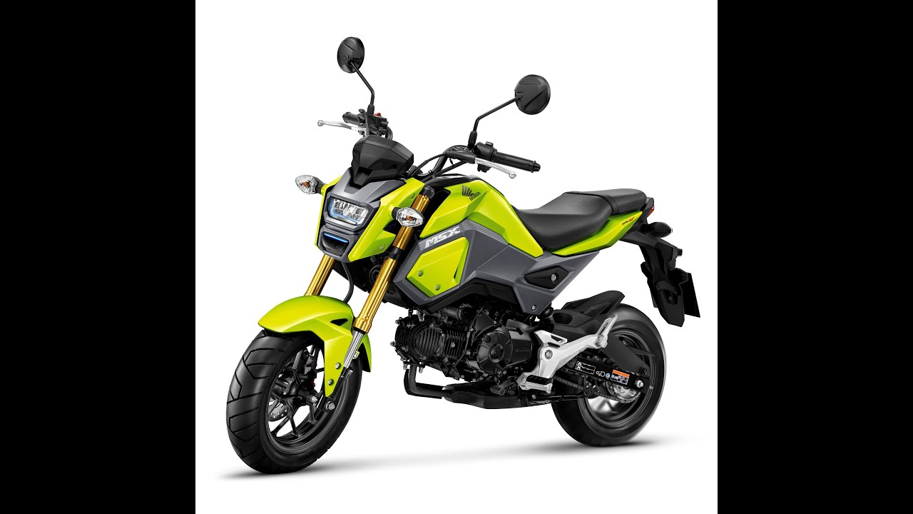 "Honda Grom Review >> 2016 Honda Grom, a new ""mini-streetfighter"" redesign for ..."