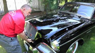 """1961 STUDEBAKER HAWK SPORTS COUPE  """" SOLD  """"  Drager"""
