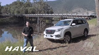 Do you know how far the HAVAL H9 can take us?