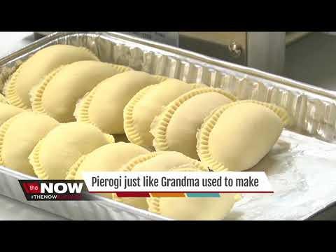 They produce pierogi just like grandma's