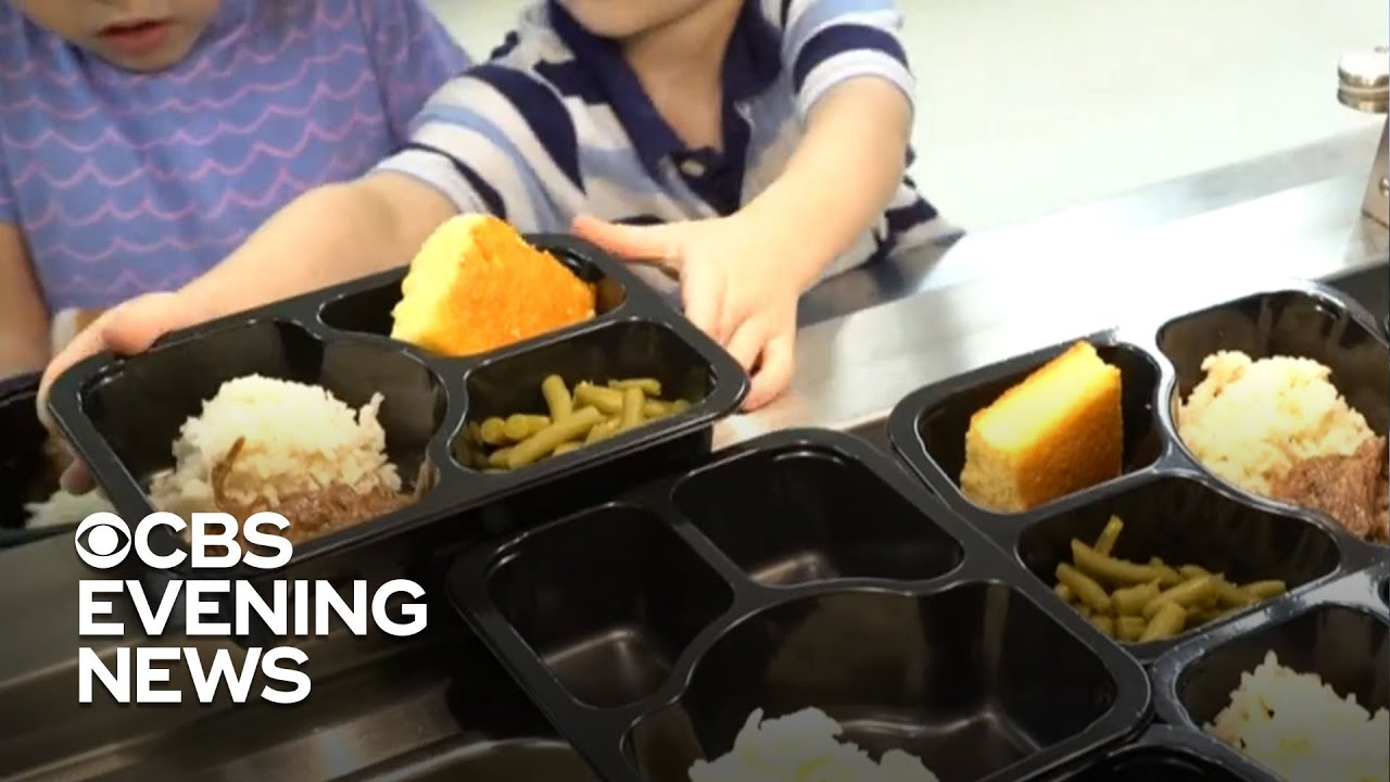 Schools Are Struggling To Keep Kids Fed Amid Shortages & Supply ...