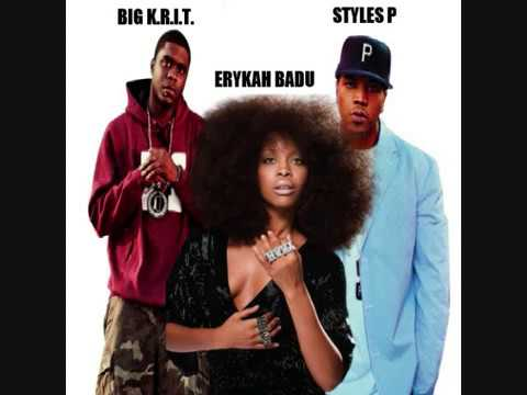 Big K.R.I.T. ft. Erykah Badu and Styles P - Real Trill Friends (Blendmix)