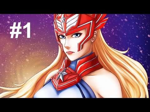 Best Character #1 - Sharon Rogers | Marvel Future Fight