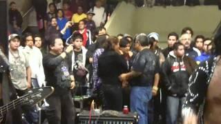 Dinasty (KISS) Love Gun @ Metro Tacubaya 3feb11 www.rockxmexico.com