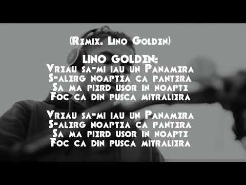 VERSURI Lino Golden - Panamera REMIX (feat. Paigey Cakey)