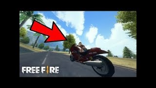 Trailer Nueva moto free fire