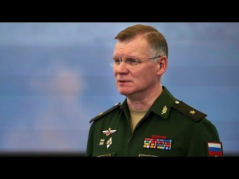 Брифинг официального представителя Минобороны России по ситуации в Нагорном Карабахе (19.11.2020)